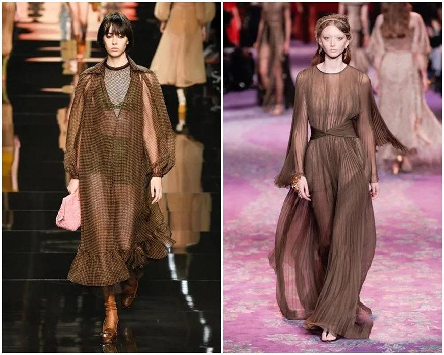 brown-see-through-dresses