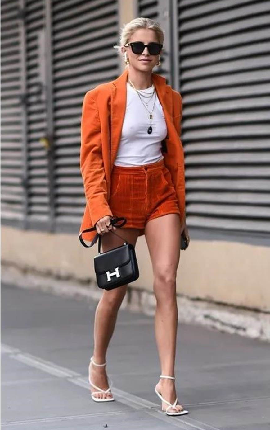 orange-outfits-and-a-white-t-shirt