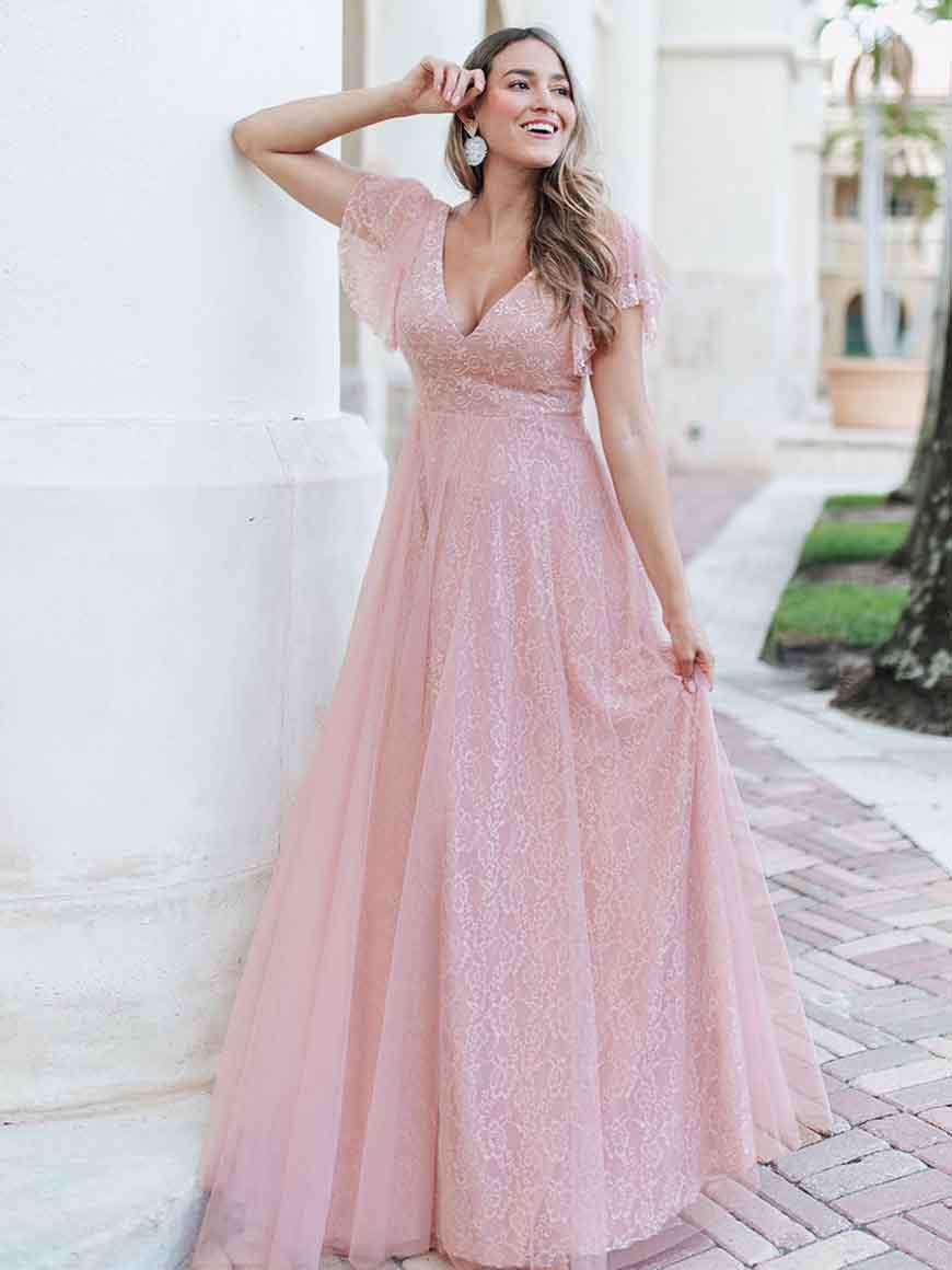 pink-lace-dresses