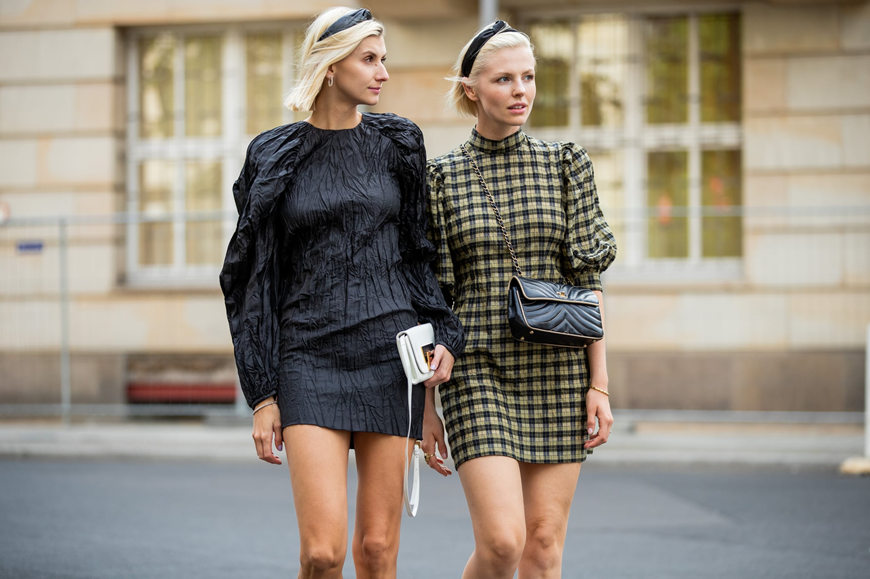 puff-sleeve-dresses