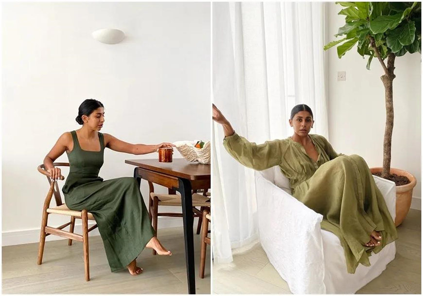 sexy-olive-green-dresses
