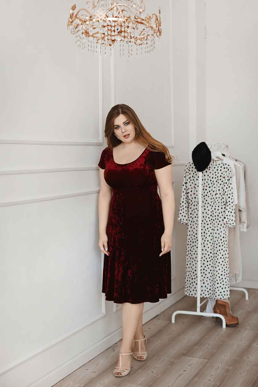a-plus-size-velvet-dress