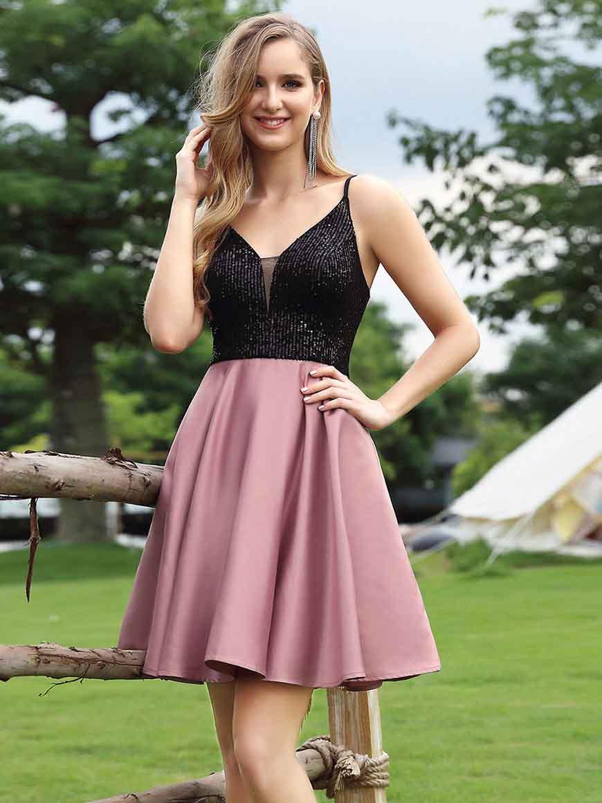 a-short-homecoming-dress