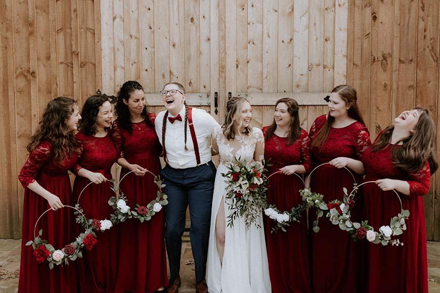 burgundy-lace-dresses