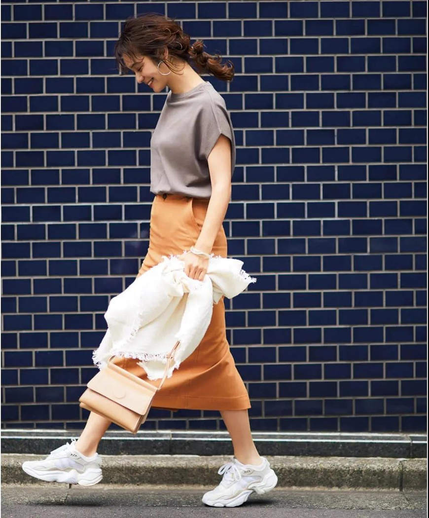 a-skirt-and-chunky-sneakers