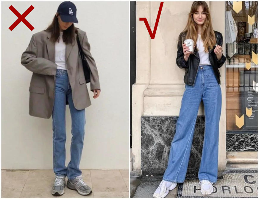 two-pair-of-jeans-and-chunky-sneakers