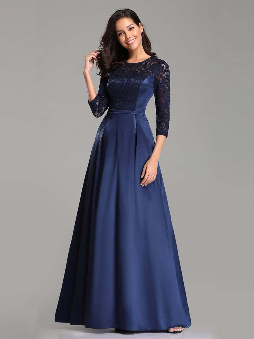 a-navy-blue-wedding-guest-dress