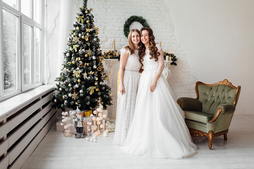 two-brides