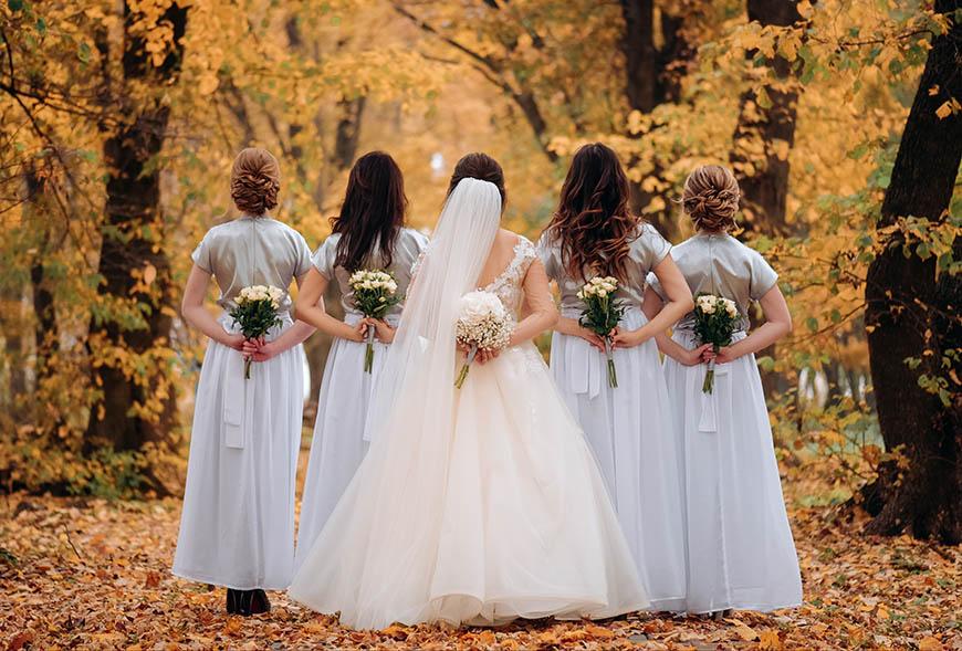 autumn-bridesmaids