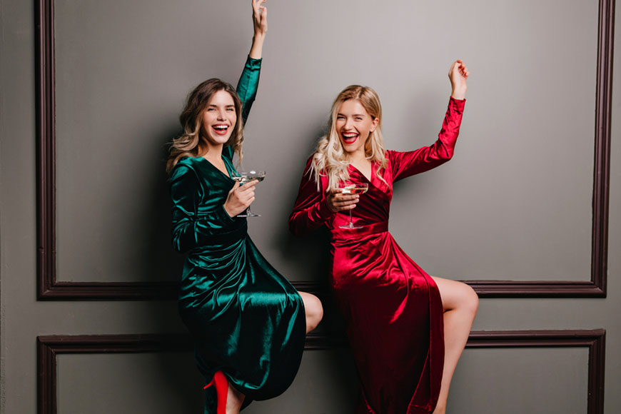 two-velvet-dresses