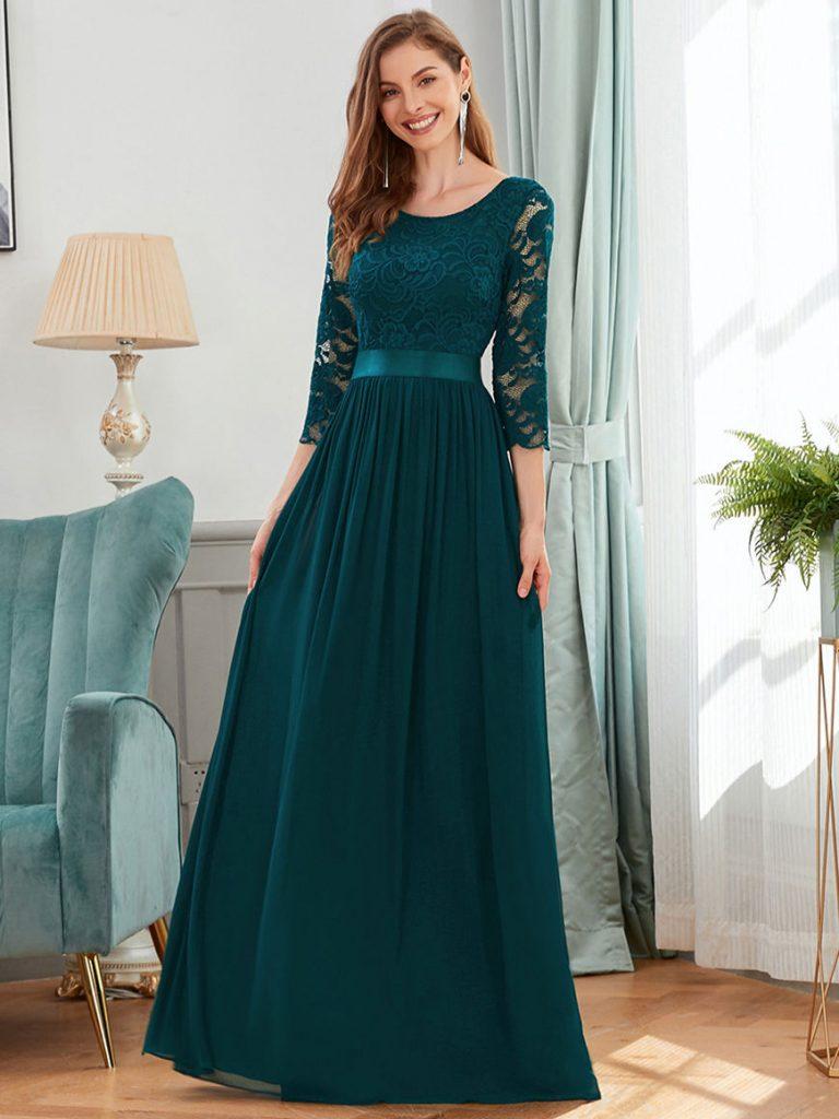 a-green-prom-dress