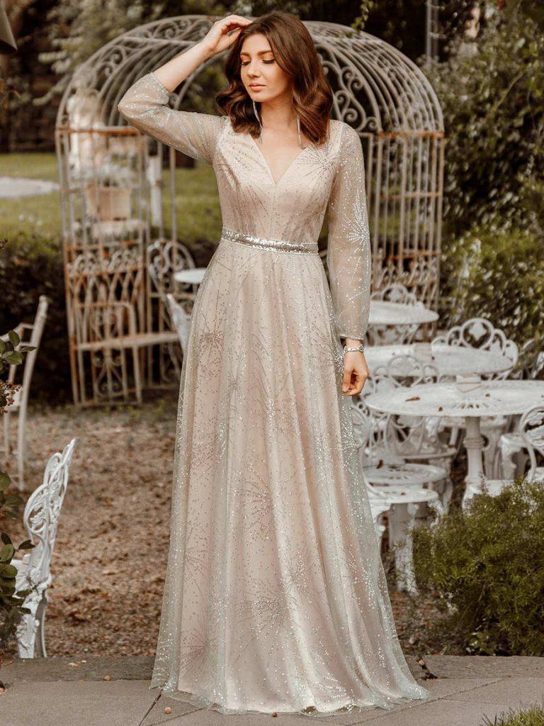a-grey-prom-dress