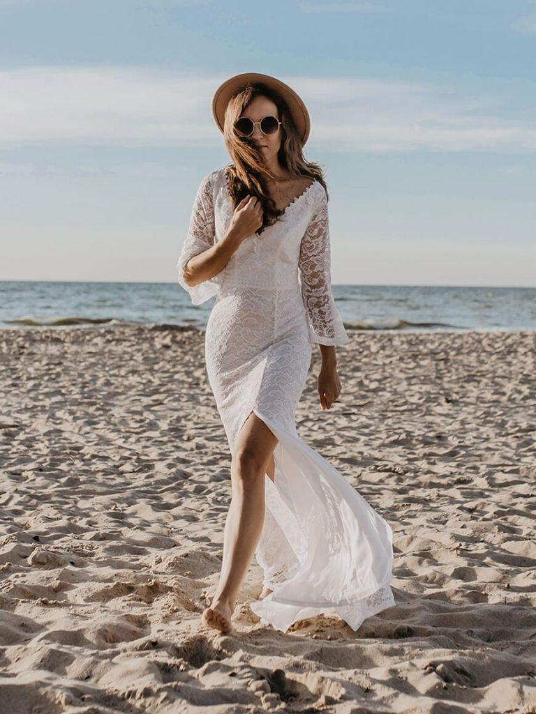 lace-mermaid-simple-wedding-dress