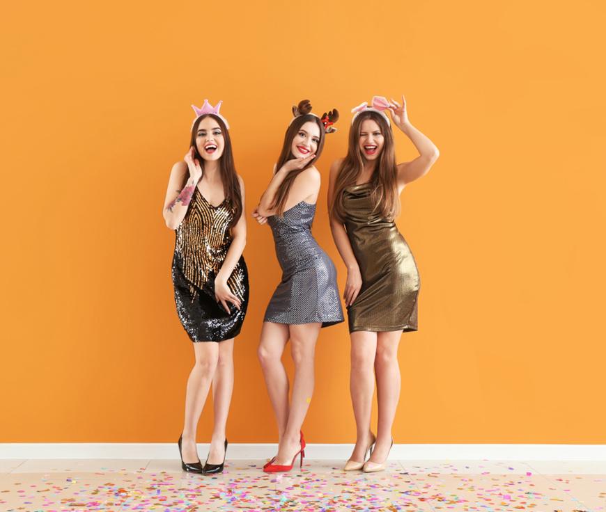 3-girls-in-knee-length-prom-dresses