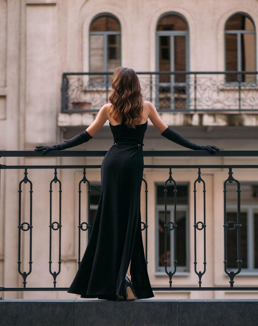 Long-Open-Back-Dress