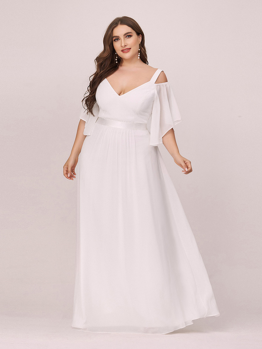 Princess-Off-Shoulder-Wedding-Dress