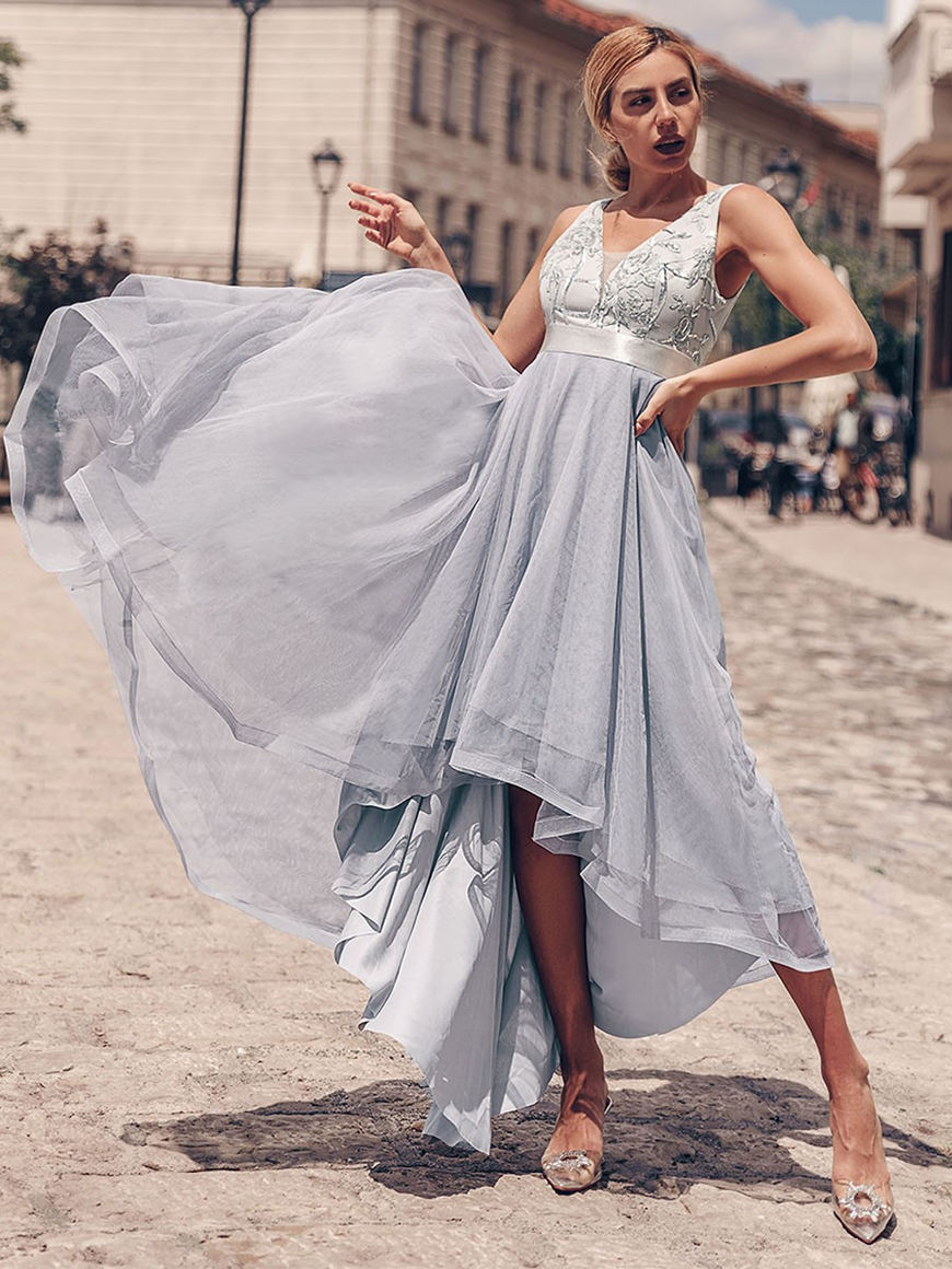 elegant-high-low-tulle-prom-dress