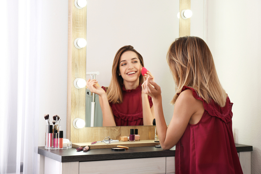 light-make-up