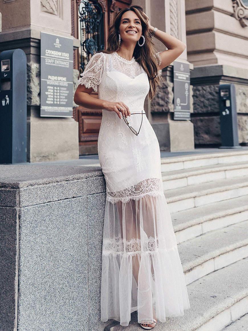 light-and-chic-bridal-shower-white-dress