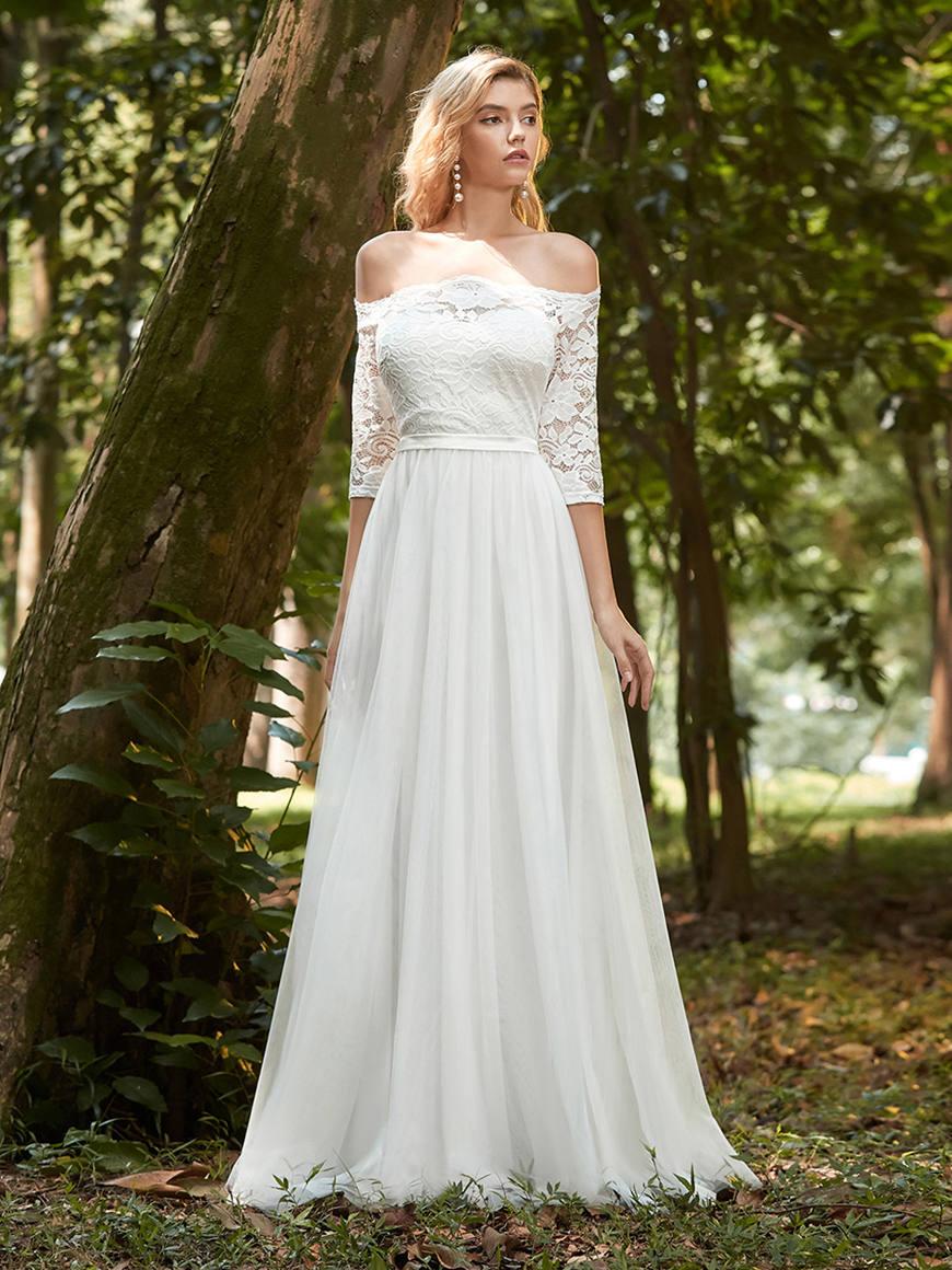 A-line-wedding-dress