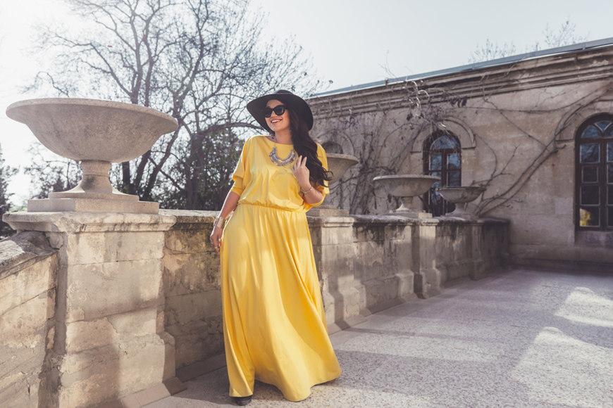 A-line-plus-size-dress
