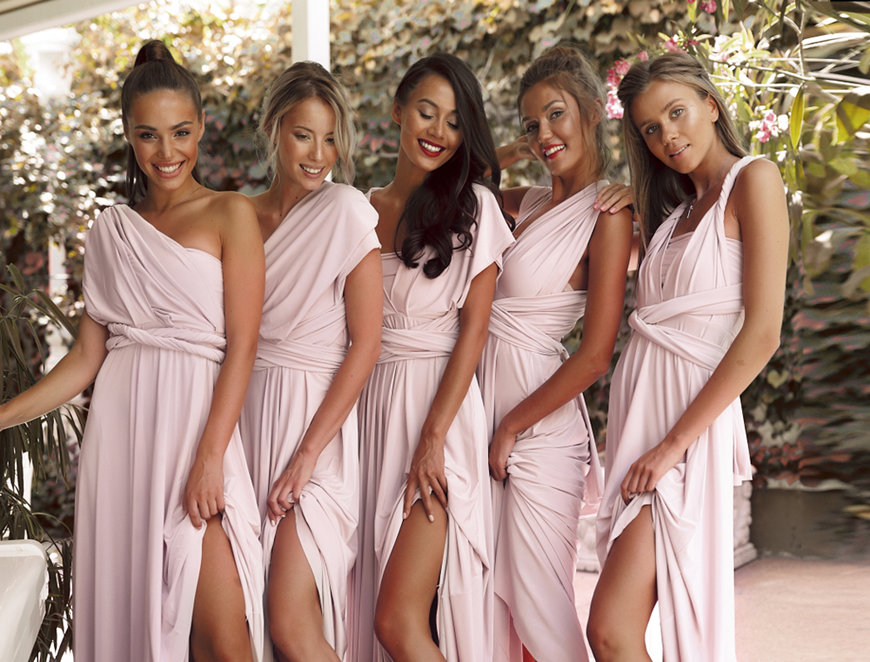 different-style-bridesmaid-dress