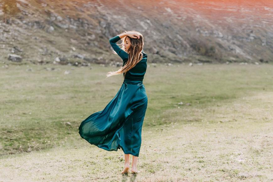 silk-summer-dress