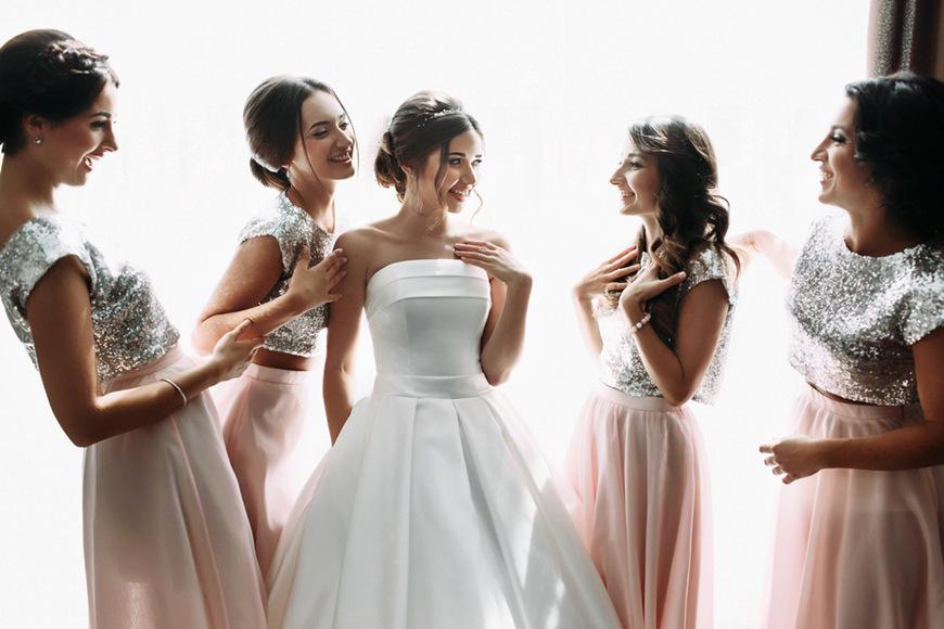 Cold-shoulder-wedding-dresses