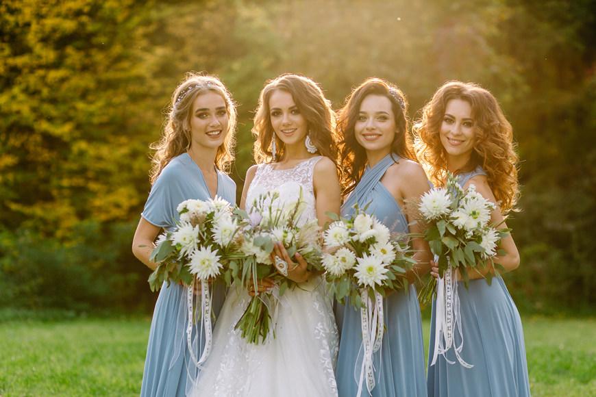 gorgeous-blue-bridesmaid-dresses