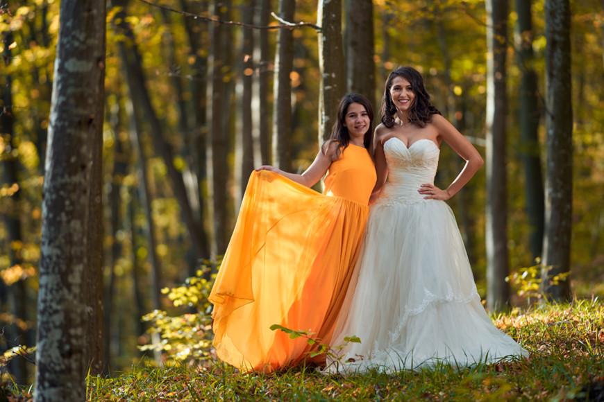 warm-colors-bridesmaid-dresses